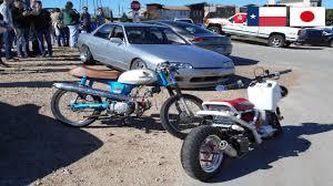 Customized Honda Ruckus