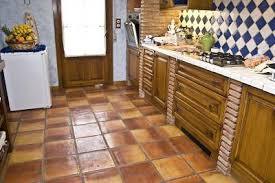 terracotta tile floor cleaning and refinishing in nassau county ny