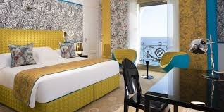 hotel luxe chambre chambres hotel hôtel le negresco sur la promenade des anglais