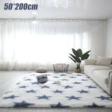 designer in outdoor edler plüsch teppich kunstfell weich pelz badematte badeteppich home deko teppichboden fellimitat bettumrandung wohnzimmer