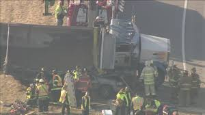 100 Truck Accident Today 2 Dead 3 Injured After Dump Crushes SUV On Route 202 In