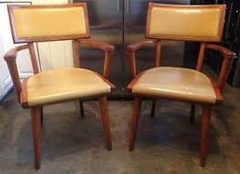 the boling changebak chair set bent wood vintage mid century