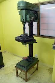 Floor Mount Drill Press by Bending Ludemannengineering