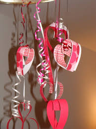 Affordable Diy Valentine Decoration Ideas With Handmade Home Items
