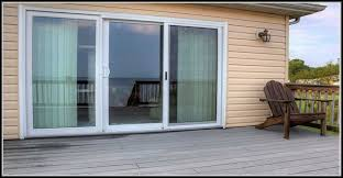 Jen Weld Patio Doors by Curtains For Patio Doors With Blinds Patios Home Decorating