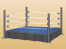 How To Make Your Own Wrestling Ring: 8 Steps (with Pictures) Backyard Wrestling Link Outdoor Fniture Design And Ideas Taekwondo Marshmallow Mondays Custom Remco Awa Wrestling Ring Wrestlingfigscom Wwe Figure Forums Homemade Selbstgemachter Youtube Kyushu Pro 164 Escaping The Grave Pinterest Trampoline 5 Steps Trailer Park Boys Of Bed Inexterior Homie Backyard Ring Party My Party Next Door How Young Bucks Revolutionised Professional