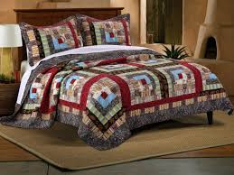 Greenland Home Bedding by Colorado Lodge Quilt Set 3 Piece King Gl 1601cmsk Novelty Kids