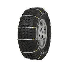 Quality Chain Cobra Jr. Cable Snow Tire Chains - Light Truck & SUV ...