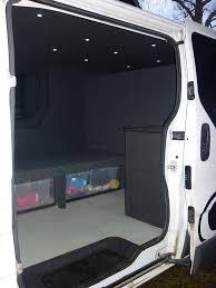 Vauxhall Vivaro MTB Conversion
