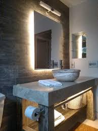 modern bathroom lighting design led
