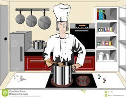 The Kitchen Clipart Chef 2