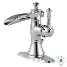 Delta Ara Widespread Faucet by Channel Spout Bath Faucet