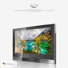 ocea pro 220 smart touch badezimmer tv 22 hd