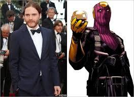 Daniel Bruhls Baron Zemo Wont Wear Mask In Captain America Civil War