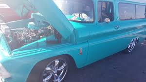 North Memphis TV - Ol Skool Chevy Truck @ Super Chevy Show Memphis ...