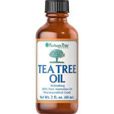 Puritan's Pride Tea Tree Oil Australian 100% Pure-2 Fl Oz Oil