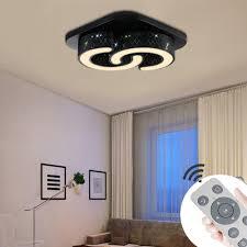 xmagg deckenventilator mit beleuchtung und fernbedienung