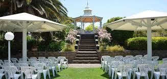 Outdoor Reception Nice Wedding Venues Outside Garden