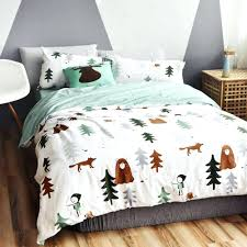 Top 52 Exemplary Cabin Duvet Cover Plyful S Cbin Rustic Covers