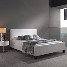 The Fenton Headboard From Sleepys by Amazon Com Euro Platform Bed With Side Rails And Soft Upholstered