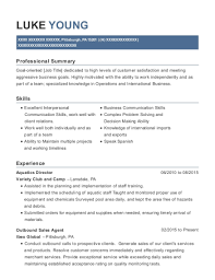 Best Outbound Sales Agent Resumes