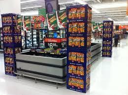 Walmart Cinco De Mayo Floor Display For Chips And Grocery