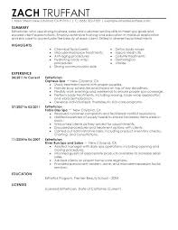 Sample Qualifications Customer Service Resume Skills And For Consultant Example