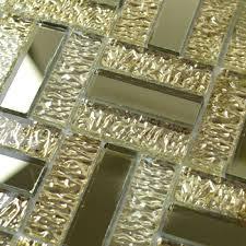 Mirror Tiles 12x12 Cheap by Mirror Tile Backsplash Golden Glass Mosaic Tiles Bathroom Mirrored