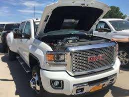Duramax Diesel On The 2017 Chevrolet Silverado And GMC Sierra ... Gmc Truck W61 370 Heavy Duty Sierra Hd News And Reviews Motor1com Pickups From Upgraded For 2016 Farm Industry Used 2013 2500hd Sale Pricing Features Edmunds 2017 Powerful Diesel Heavy Duty Pickup Trucks 2018 New 3500hd 4wd Crew Cab Long Box At Banks Lighthouse Buick Is A Morton Dealer New Car Allterrain Concept Auto Shows Car Driver Blog Engineers Are Never Satisfied 2015 3500 Beats Ford F350 Ram In Towing