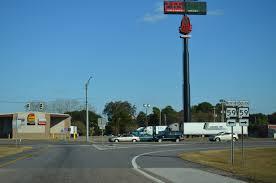 100 Lessors Trucking Interstate 10 West Baldwin County AARoads Alabama