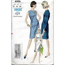 Burda Style Sewing Pattern 6652 Misses Dress Sz 616 EBay