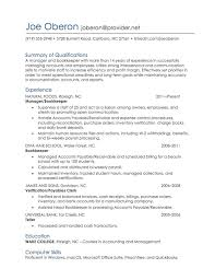 Resume Examples For Older Workers From Writing Employment History Full Page