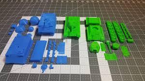 3d Dungeon Tiles Kickstarter by Kickstarter Showcase 3d Printable Tanks By 3d Wargaming Youtube