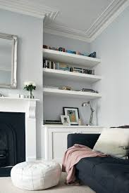 I Love This Look Influenced By Scandinavian Design The Living Room Feels Airy And Clutter