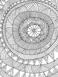 Bsgii Spectacular Modern Patterns Coloring Book Vintage