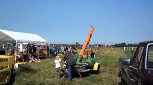 Clarence Pumpkin Farm Trebuchet by Pumpkin Hurl 2012 Air Cannon