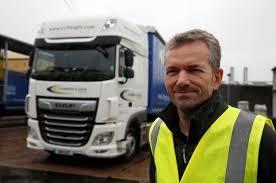 100 Worst Trucking Companies To Work For With Brexit Talks In Gridlock British Truckers Plan For The