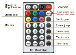 Fiber Optic Ceiling Lighting Kit by New 16w Rgbw 28key Rf Remote Led Fiber Optic Star Ceiling Light