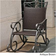 Brown Patio Rocking Chair, Resin Wicker & Steel Frame, Outdoor Porch ... Rocking Chairs Patio The Home Depot Antique Carved Mahogany Eagle Chair Rocker Victorian Figural Amazoncom Unicoo With Pillow Padded Steel Sling Early 1900s Maple Lincoln Wooden Natitoches Louisiana Porch Rocking Chairs In Home Luxcraft Poly Grandpa Hostetlers Fniture Porch Cracker Barrel Cushions Woodspeak Safavieh Pat7013c Outdoor Collection Vernon 60 Top Stock Illustrations Clip Art Cartoons Late 19th Century Childs Chairish 10 Ideas How To Choose