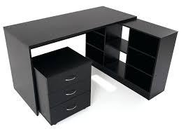 bureau d angle noir laqué design d intérieur bureau design noir laque antonello blanc