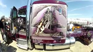 100 Cool Paint Jobs On Trucks 2015 IRWINDALE TRUCKING FOR KIDS COOLEST SEMI TRUCK PAINT EVER YouTube