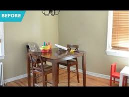 dining room makeover ideas ikea home tour episode 201 youtube