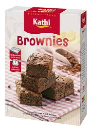 brownies kleingebäcke kathi kleine süße naschereien