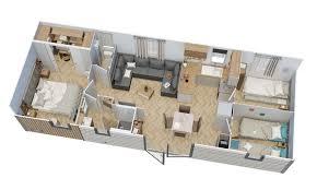 mobilheim petit paradis 3 schlafzimmer irm habitat