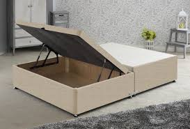 Super King Size Ottoman Bed by 6ft Super King Size Ottoman Bases Divan Bed Base Only Beds