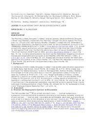 Stroupes v the Finish Line Law Case Study Docsity