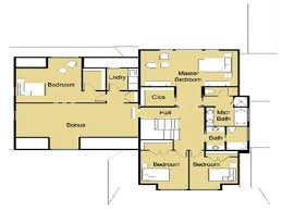 100 Modern Home Floor Plans With Open Interior For House