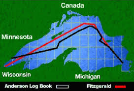 wreck of the edmund fitzgerald still haunts 34 years later symon sez