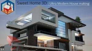 100 Home Designing Photos Ultra Modern House In Sweet 3D