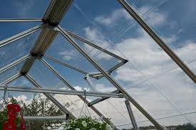 Palram Feria Patio Cover by Poly Tex Snap U0026 Grow 8x20 Silver Greenhouse Hg8020 Free Shipping